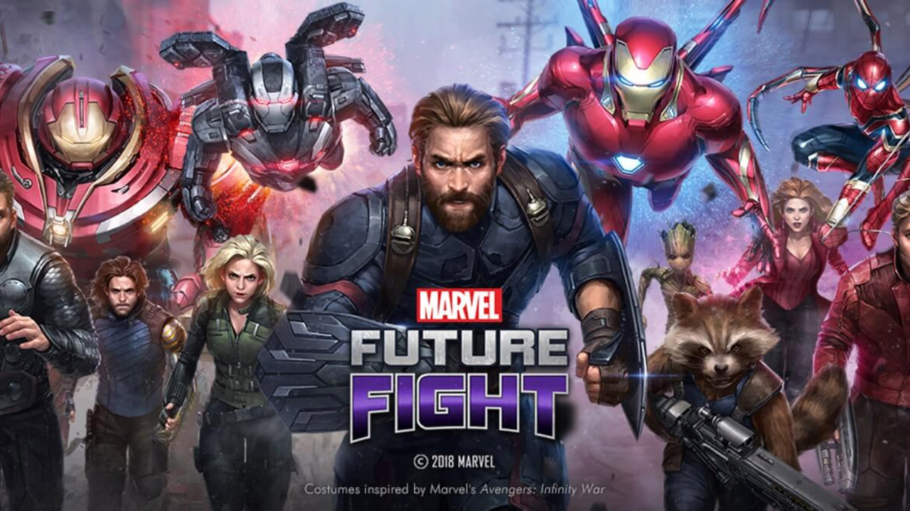 MARVEL Future Fight hack